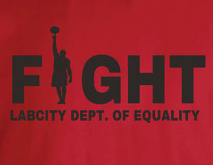 FIGHT HOODIE (LABCITY DEPT. OF EQUALITY)