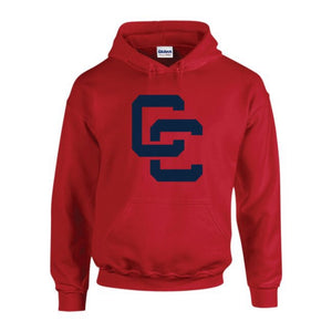 COUGARS 'C THANG' HOODIE by LABCITY (ALL RED EVERYTHING COLLECTION)