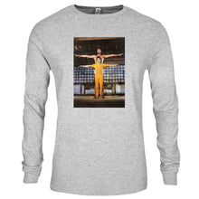 KAREEM and BRUCE L/S TEE by LABCITY