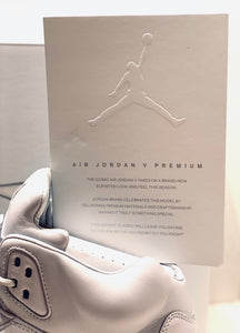AIR JORDAN 5 RETRO PREM *Limited Edition*