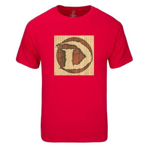 DRAGONS 'HARDWOOD' TEE by LABCITY *New*