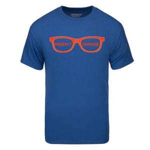 AGENT ORANGE 'HOOP HERO' TEE *NEW*
