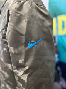 CAROLINA PANTHERS SALUTE TO SERVICE NIKE JACKET