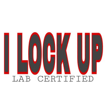 I LOCK UP HOODIE by LABCITY (LAB CERTIFIED)