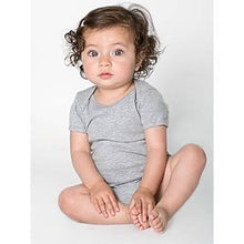 AMERICAN APPAREL® INFANT ONE PIECE