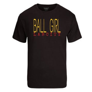 BALL GIRL TEE by LABCITY
