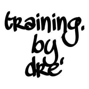 TRAINING By Dre HOODIE (Ice Blue Edition)