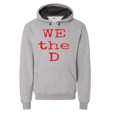 Charlotte Dragons 'WE THE D' Hoodie by LABCITY