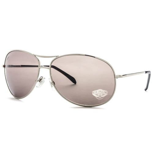 NEW ORLEANS PELICANS Rise Sport Etched Pilot Aviator Sunglasses