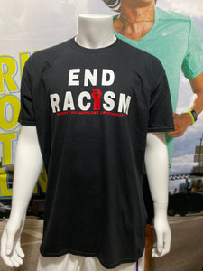 END RACISM TEE (DEPT. OF EQUALITY)