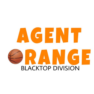 AGENT ORANGE: BLACKTOP DIVISION TEE by LABCITY