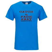 CATCH A FADE AWAY TEE by LABCITY