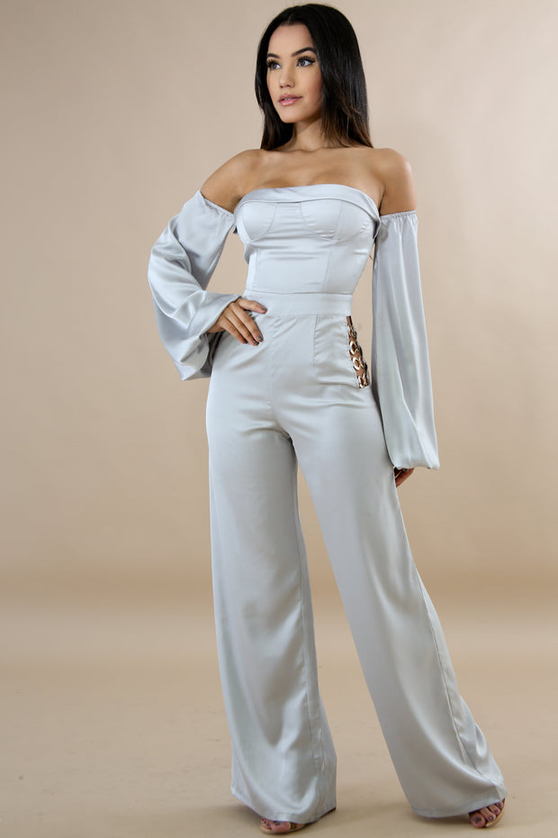 Silky Bangles Jumpsuit