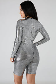 Glance Jumper - Pack Only SILVER