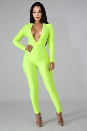 A Cut Above The Rest Jumpsuit