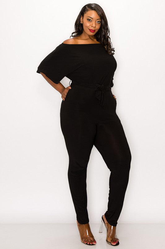 Stretch Knit Plus Set