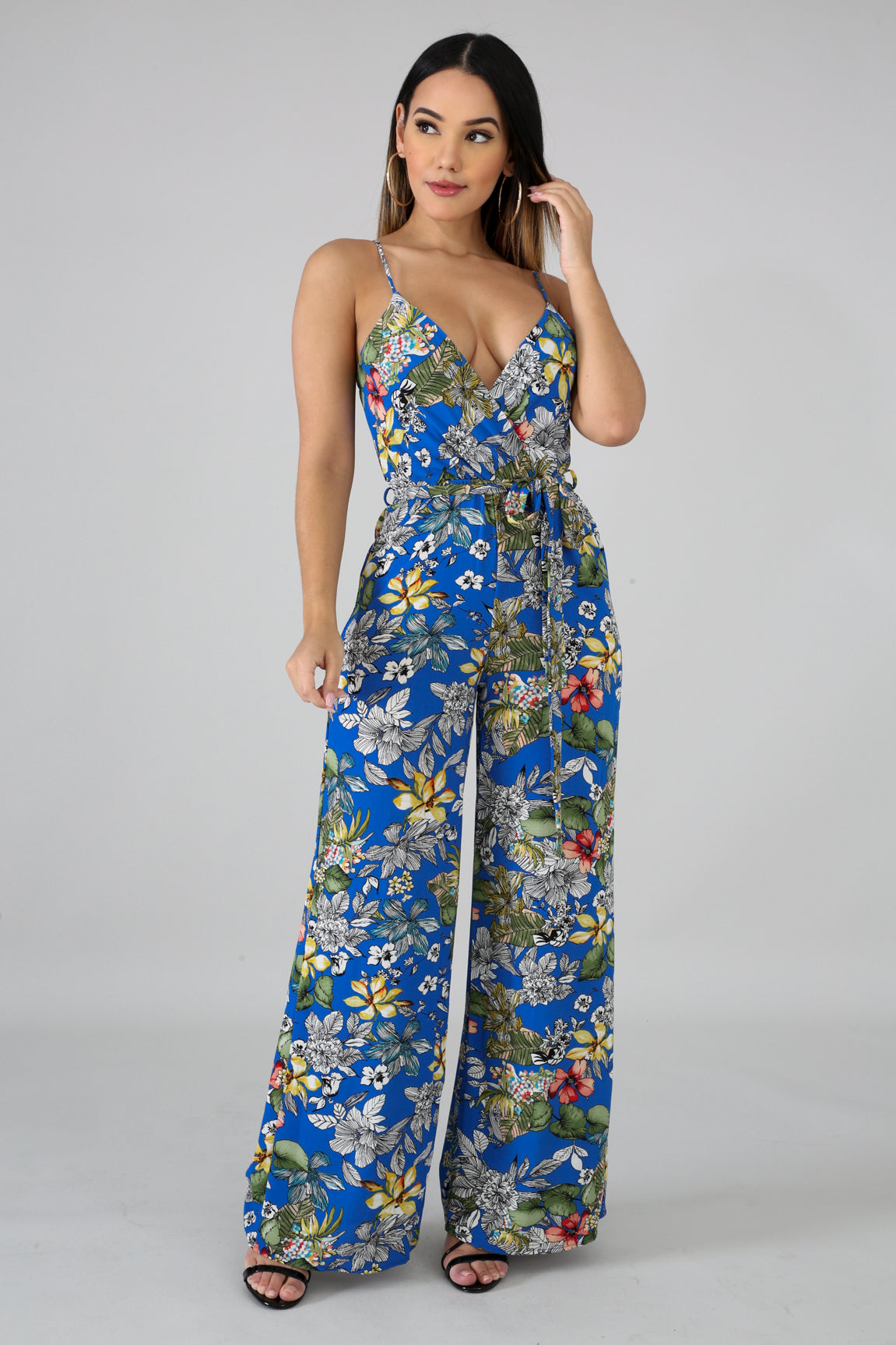 Tropical Vibes Jumpsuit