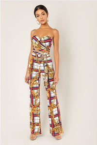 Chain Jumpsuit
