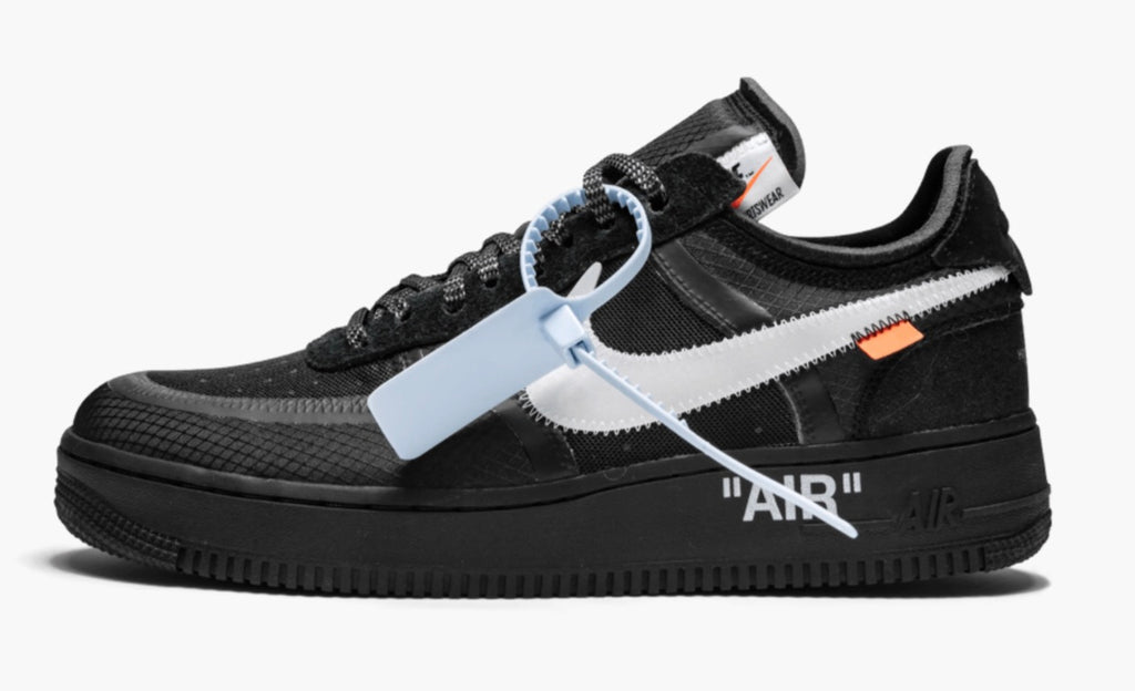 Black Off-white Air Force 1