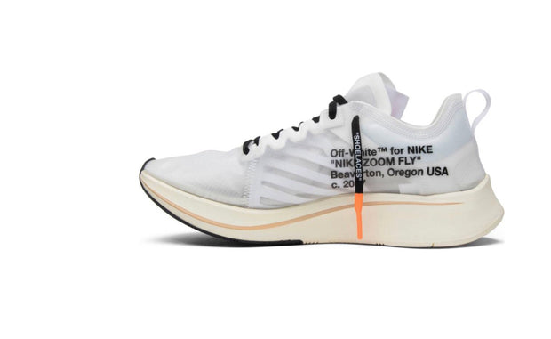 The 10 :  Off-White Nike Zoom Fly Sp