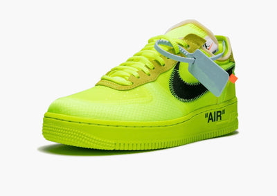 The 10 Nike Air Force 1 Low