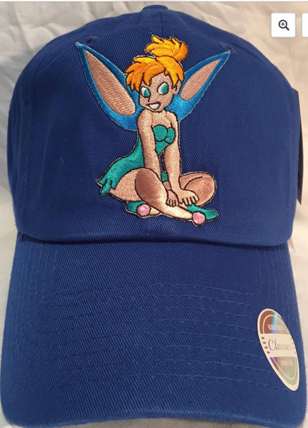 Tinker Bell dad hat
