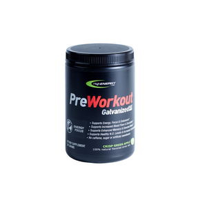 Galvanized N.O. Stim-Free Pre-Workout