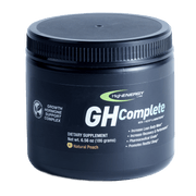 GH Complete - Powder Drink mix (Natural Peach) - High Energy Labs - Nutritional Supplements