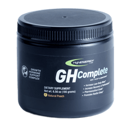GH Complete - Powder Drink mix (Natural Peach)