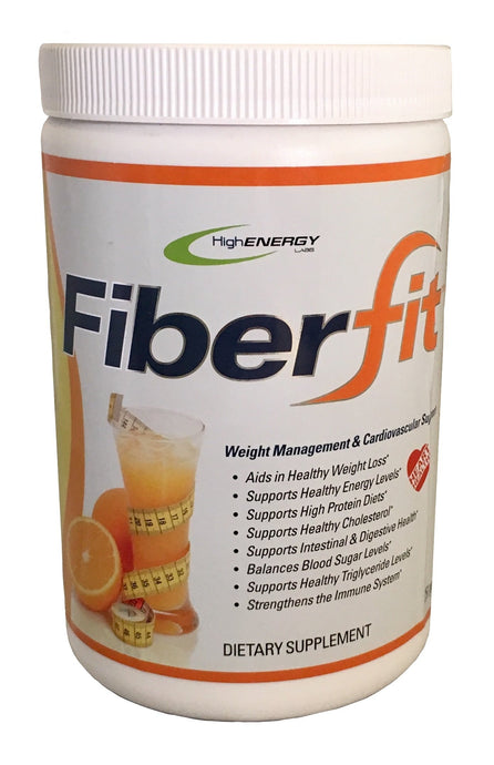 Fiber Fit - Weight Management & Cardio Support