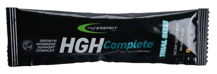 GH Complete Anti-Aging & Recovery Powder Drink Portable Trial Size - High Energy Labs - Nutritional Supplements