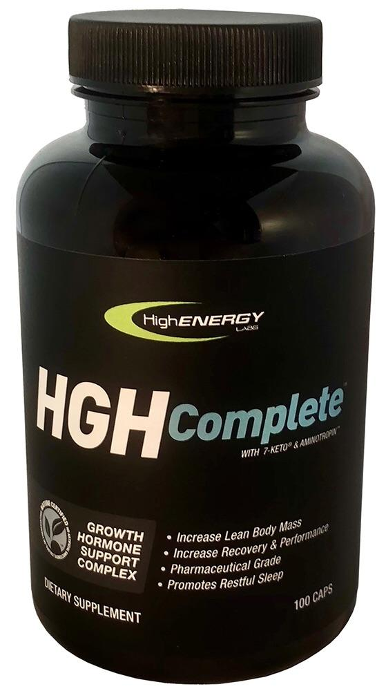 GH Complete Capsules (100 ct) - High Energy Labs - Nutritional Supplements