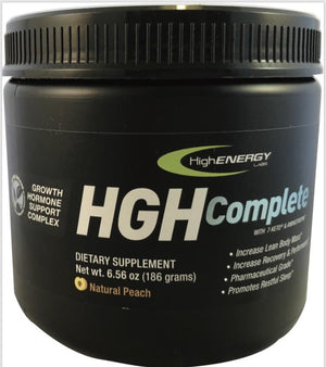 HGH Complete - Powder Drink mix (Natural Peach)