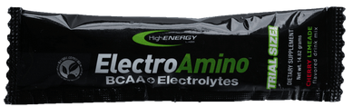 ElectroAmino BCAA & Electrolytes Portable Trial Size - High Energy Labs - Nutritional Supplements