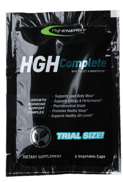 GH Complete Anti-aging & Recovery - Portable Trial Size