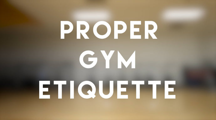 5 Basic Gym Etiquettes that everyone should know and follow