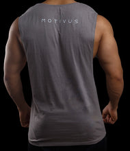 MTVS SERIES Sleeveless- Ash Grey