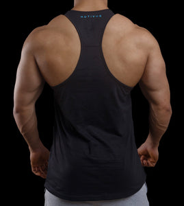 SOLITUDE SERIES Stringers- Deep Black