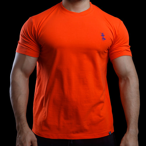 SIGNATURE SERIES Tee - Tangerine Orange
