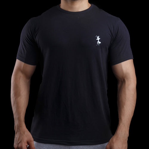 SIGNATURE SERIES Tee - Deep Black