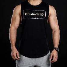 XPRESSION SERIES Sleeveless V2- Deep Black