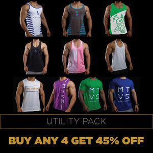 UTILITY PACK (BUY ANY 4 PRODUCT 45% OFF)