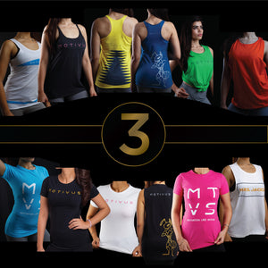 Strong Women Pack (Buy any 3)