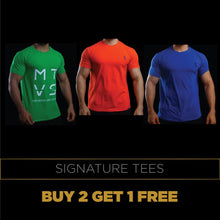 SIGNATURE SERIES Tee (Buy 2 Get 1 Free )