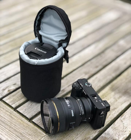Waterproof Lens Bag