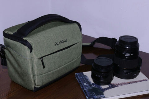 MINI DSLR Water-resistant Shockproof Camera Bag