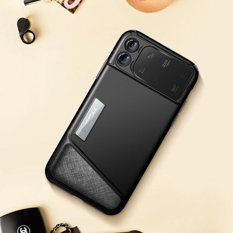 SwitchCam Case For Apple iPhone X, 7/8 Plus