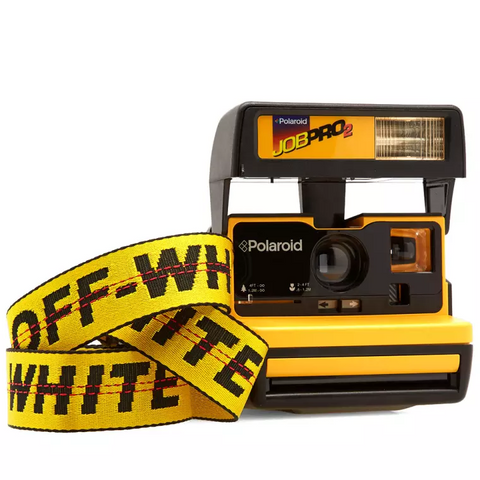 Off-White Industrial Camera Strap