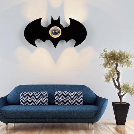 Batman Shadow Led Wall Light