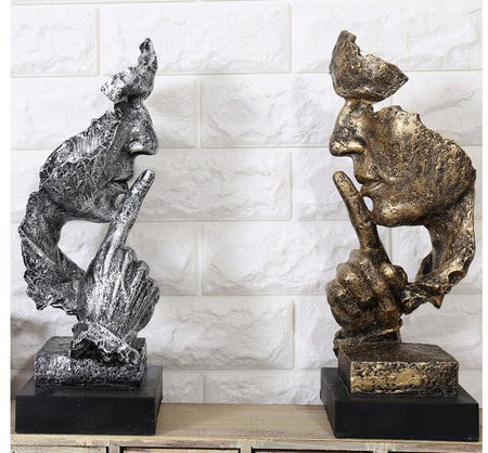Creative Arts Retro Statue Decoration